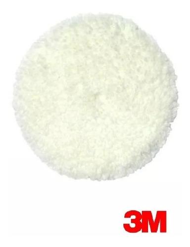 Boina Normal Branca 3m Dupla Face Original Linha Gold