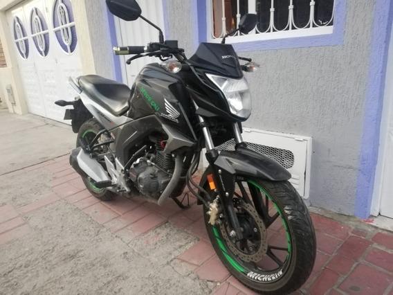 Moto Honda Cbr 160 Modelo 2017