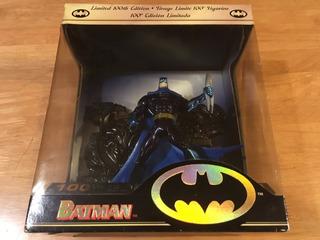 Batman Limited 100th Edition Figura Caja Kenner 1996