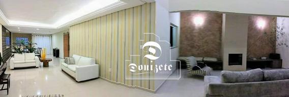 Sobrado Com 4 Dormitórios À Venda, 550 M² Por R$ 1.900.000,10 - Cerâmica - São Caetano Do Sul/sp - So2781