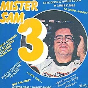 Cd Mister Sam Vol. 3 Lacrado