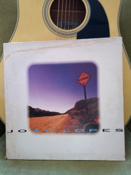 Lp Vinil João Lopes - Interiores - 1996