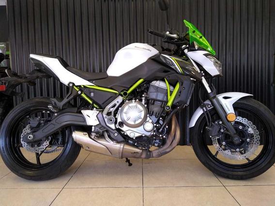 Kawasaki Z650 2018 8.000 Km Permuto Ahora 12 / 18