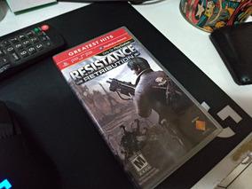 Resistance Retribution - Psp - Original. Sem Manual.
