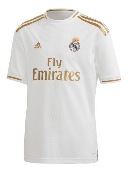 Camisa Real Madrid Uni 2019-20 Novo! ( Pronta Entrega )