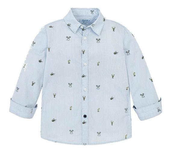 Camisa De Niño Ropa Mayoral Tallas 3 A 9 Varios Colores