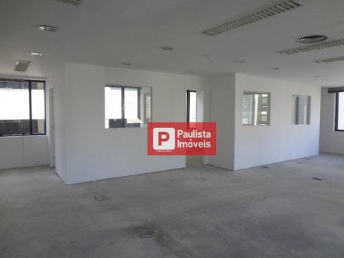 Conjunto Comercial Para Locação, Vila Olímpia, São Paulo. - Cj1084