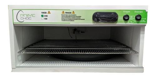 Chocadeira 100% Automática Elétrica Profissional 90 Ovos Top