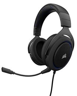Corsair Hs50 Auriculares Estéreo Para Juegos Carbono Azul