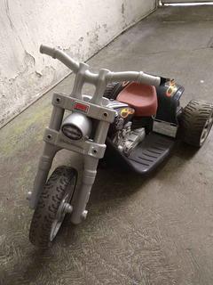Moto Eléctrica Hot Wheels