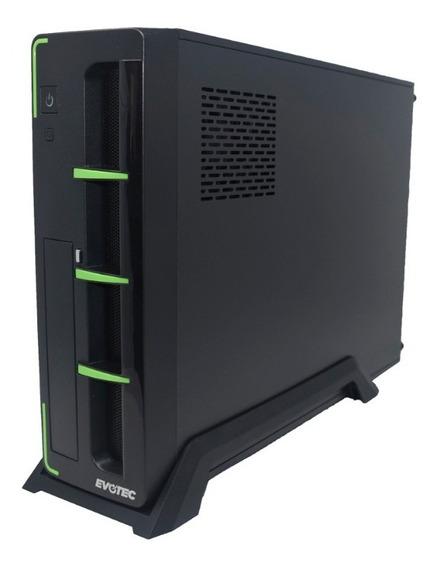 Gabinete Gamer Pc Atx Micro Atx Fuente 600w Usb 3.0 Torre Aluminio Alta Calidad Naceb