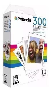 50x Papel Fotografico Polaroid Polpif300 Para Pic300 Y Fuji Instax