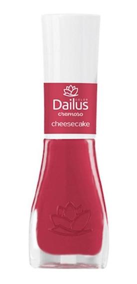 Esmaltes Cremoso Dailus - 205 - Cheesecake - 8ml