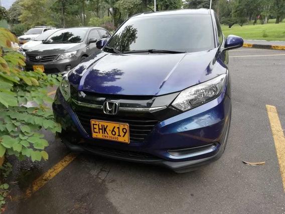 Honda Hrv Lx 1.8 Automatica 2017