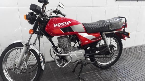 Honda Cg 125 84