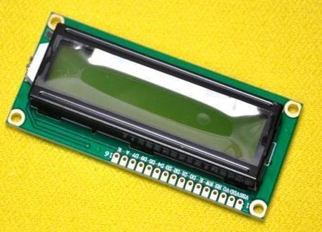 Pantalla Display Lcd 16x2 Jhd 162a Para Pic O Arduino