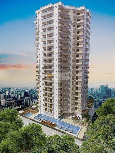 Apartamento Canto Do Forte - V3356
