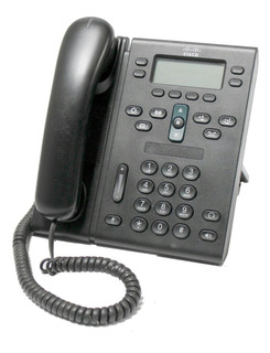Telefone Ip Cisco 6945 Preto Unified Cp-6945-c-k9 Novo C/ Nf