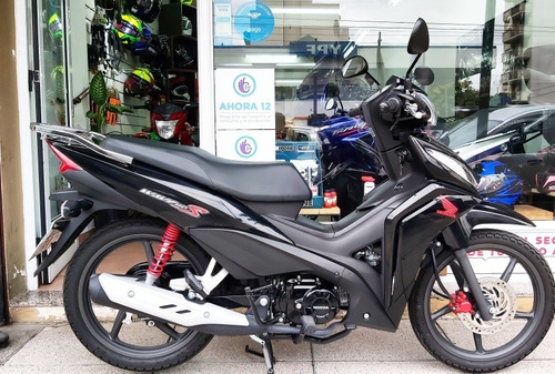 Honda Wave 110 Full Con Disco 2019 Supply Bikes