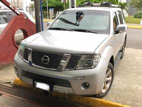 Nissan Pathfinder Comprada De Agencia