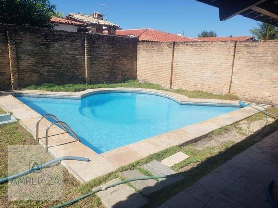 Casa À Venda, 230 M² Por R$ 270.000,00 - Praia Da Marambaia - Aquiraz/ce - Ca0170