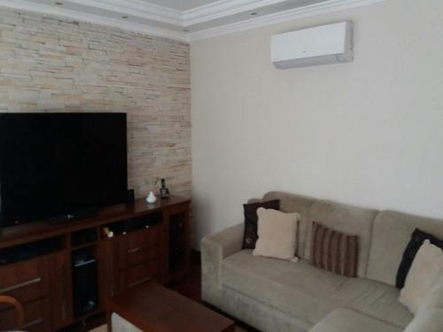 Imagem 1 de 15 de Ótima Casa No Jardim Pacaembu Em Jundiaí - 22634 - 32054068