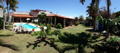 Casa Na Marina Do Morro Branco Ce Com Piscina