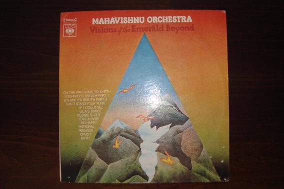 Disco Vinil Mahavishnu Orchestra - Visions Of The Emerald...