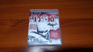 Juegos Ps3 Playstation 3 Batman Arkham City