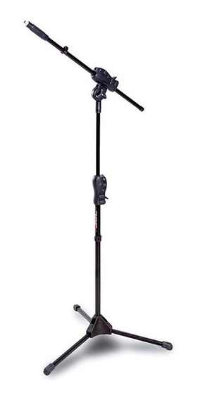 Suporte Pedestal Girafa Microfone Regulável Smmax Ibox