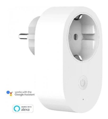 Enchufe Wifi  3 En Linea Timer Smart Alexa Google Home