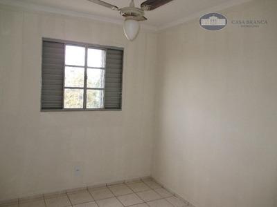 Apartamento Residencial Para Venda E Locação, Conjunto Habitacional Pedro Perri, Araçatuba. - Codigo: Ap0137 - Ap0137