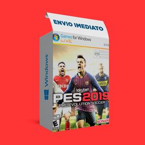 Pes 2019 Pc - Pro Evolution Soccer Br Envio Imediato