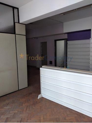 Centro Salas Comerciais 250,00m² 2 Andares Inteiros R$ 498.000,00 - Oportunidade Exclusiva - Sa00112