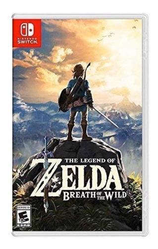 Imagen 1 de 4 de The Legend of Zelda: Breath of the Wild Standard Edition Nintendo Switch  Físico