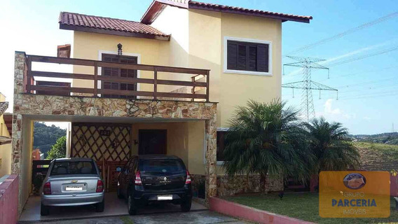 Casa De Condomínio Com 3 Dorms, Aruã, Mogi Das Cruzes - R$ 700 Mil, Cod: 1213 - V1213