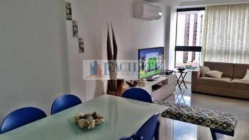 Apartamento Para Vender Próximo A Praia De Manaíra. - 22578