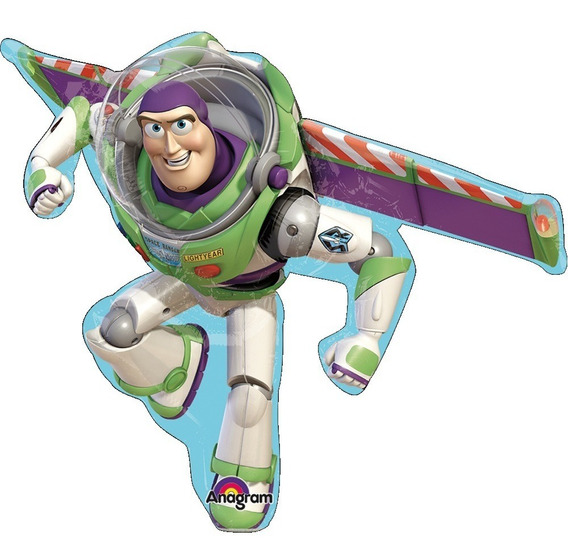 14 In Globo Buzz Lightyear, Toy Story