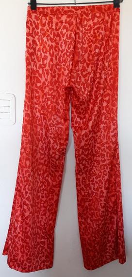 Pantalon De Vestir Mujer Oxford Ayres Nuevo Divino Talle S
