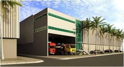 Galpão Industrial Para Locação, Vila Anny, Guarulhos. - Ga0025