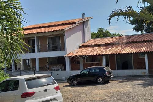 Chácara À Venda Em Chácaras De Recreio Hélico - Ch003257