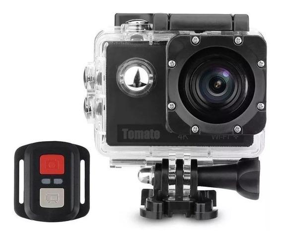Filmadora Tomate Sport Wifi 4k Mt-1091k Câmera