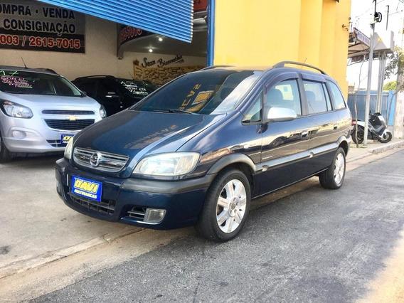 Chevrolet Zafira Elegance 2.0 Mpfi Flexpower 8v