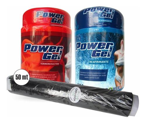 Gel Reductor Caliente + Gel Tonificad - kg a $26950