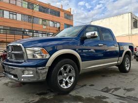 Remato Dodge Ram 2012 5.7 Crew Cab Laramie Posible Cambio