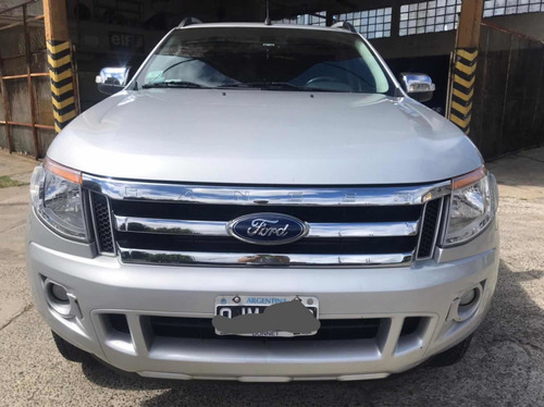 Ford Ranger 3.2 Cd 4x4 Limited Tdci 200cv At 2014