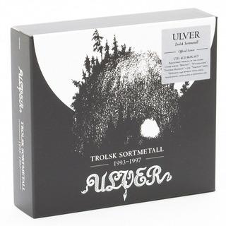 Ulver Trolsk Sortmetall 4cd Boxset
