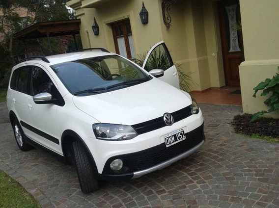Volkswagen Suran Cross 1.6 Highline 101cv 2015