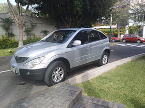 Ssangyong Actyon 2012 Mecanica Impecable Unico Dueño