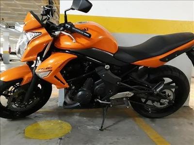 Kawasaki Er6n 650cc - Estado De Nova